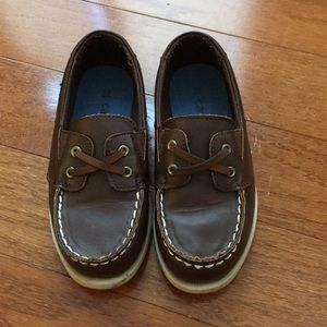 Carter's boat/dress shoes.  Size 11